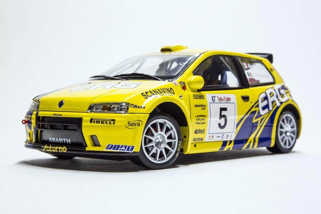 Fiat Punto S1600 - Ricko 00