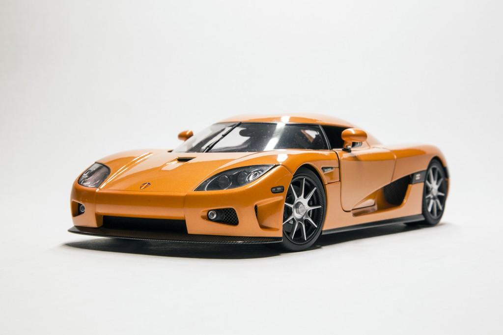 Koenigsegg CCX - Autoart 00