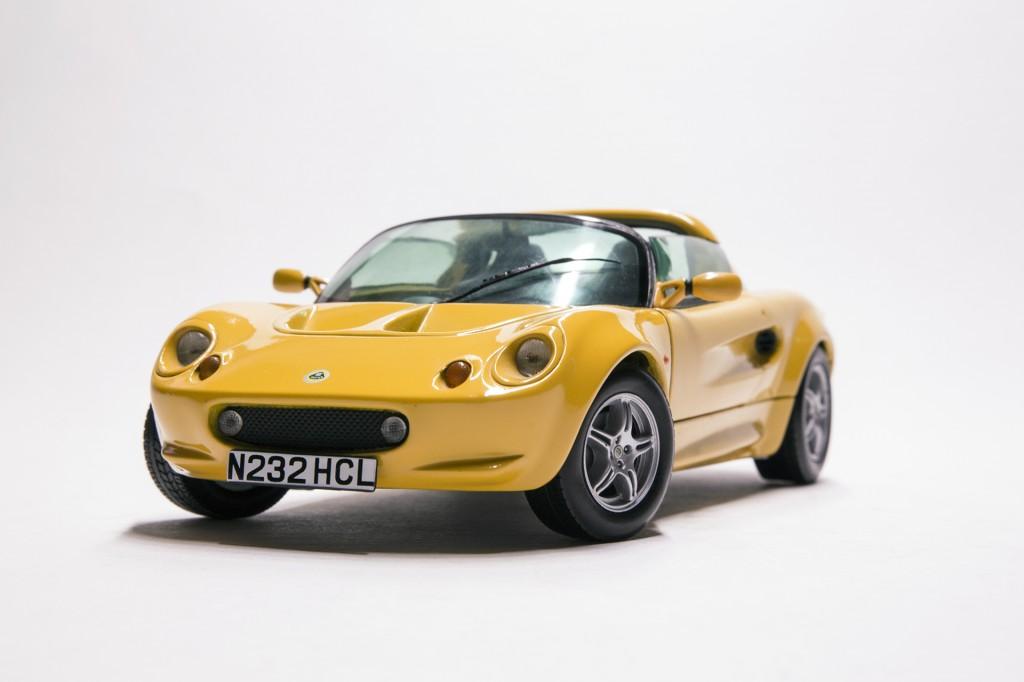 Lotus Elise MKI - Chrono 00