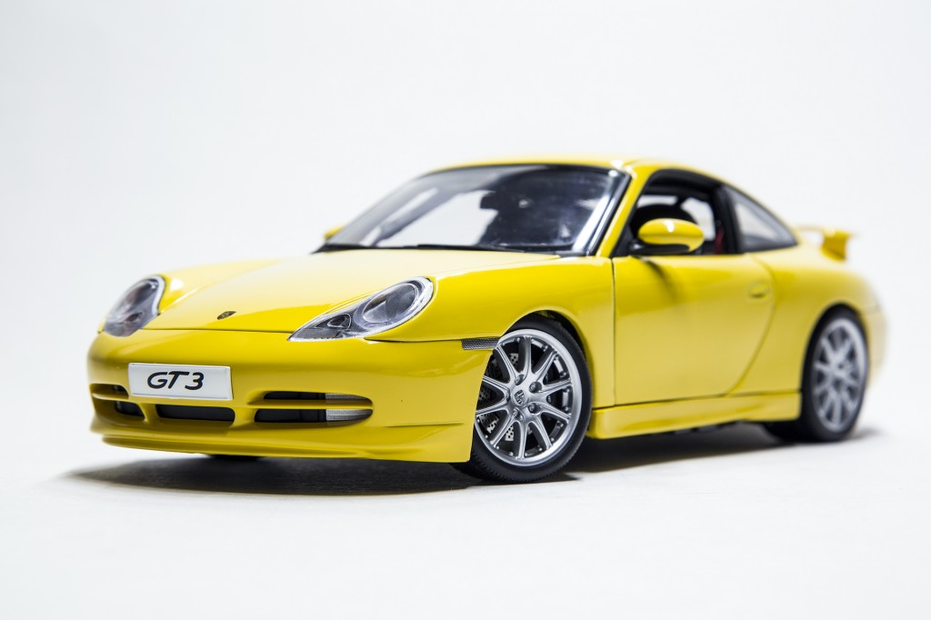 Porsche 911 GT3 996 - AUTOart 00