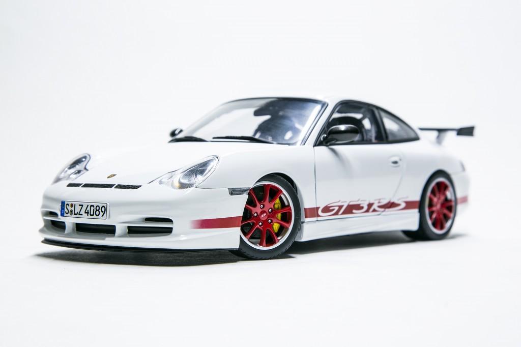 Porsche 911 GT3 RS 996 - AUTOart 00