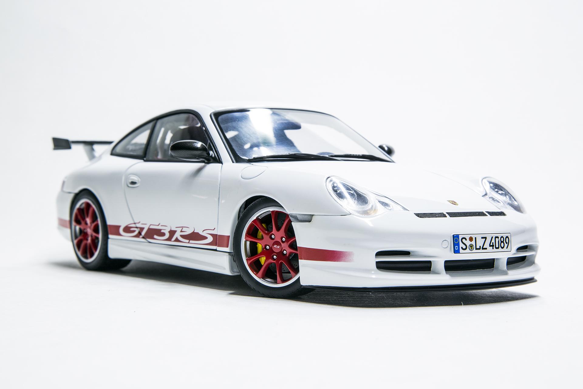 18diecast com | 1:18 Scale Diecast Model Cars » Porsche 911