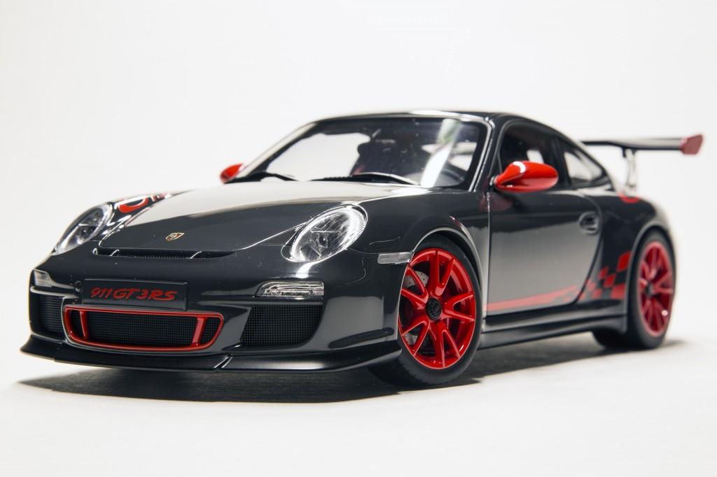 Porsche 911 GT3 RS - Autoart 00