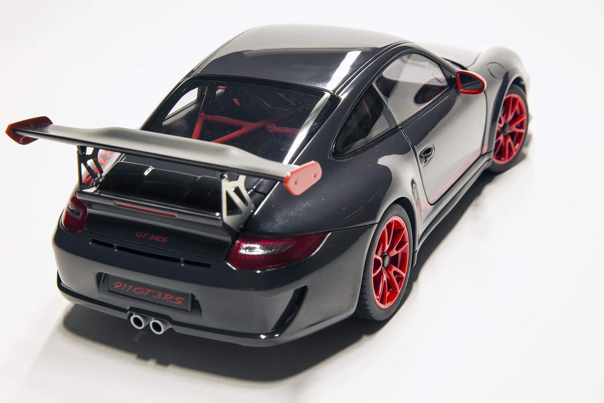 18diecast com | 1:18 Scale Diecast Model Cars » Porsche 911 GT3 RS