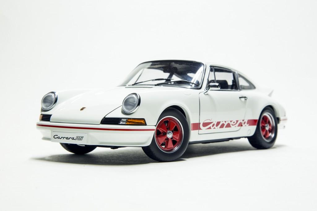 Porsche Carrera RS 27 - AUTOart 00
