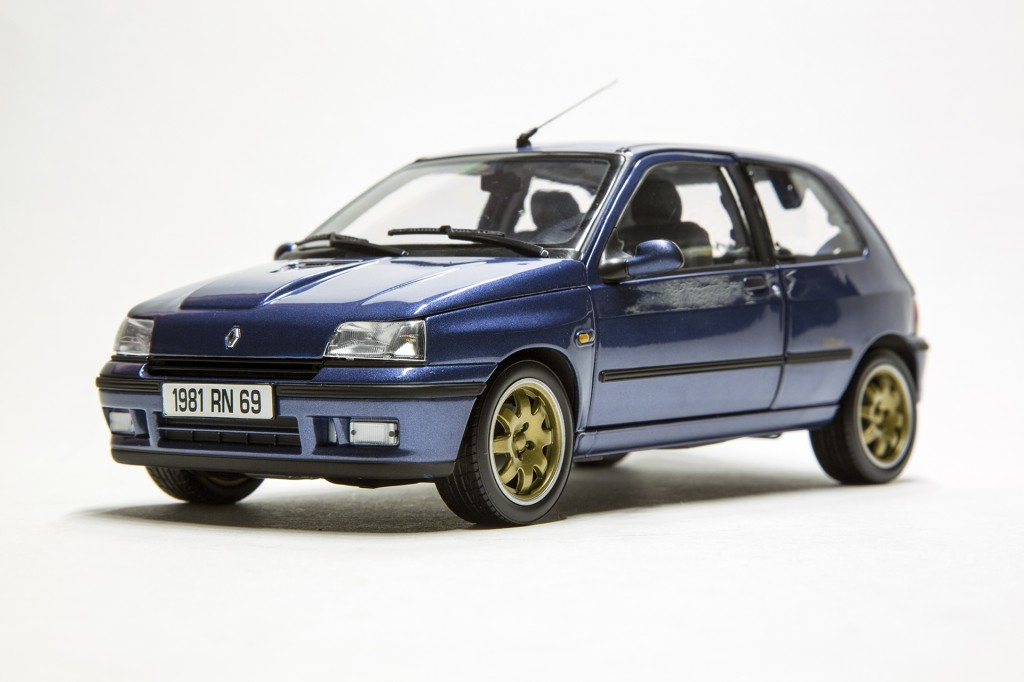 Renault Clio Williams - Norev 00